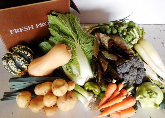 Produce Shares (CSA)